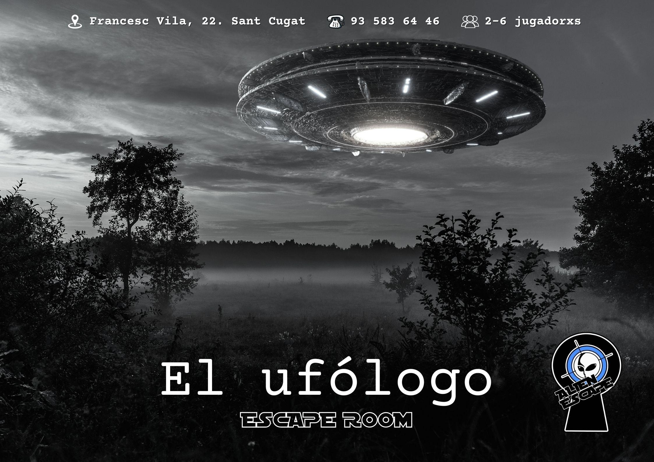 cartell El Ufologo